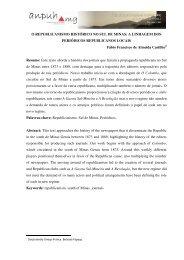 Fábio Francisco de Almeida Castilho - XVIII Encontro Regional ...