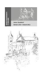 Wo sich was vollendet - Abtei St. Hildegard