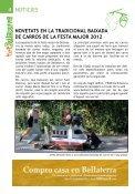 remontada ! novetat festa major 2012 - Tot Bellaterra - Page 4