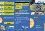 Radtouren des ADFC Weyhe 2005