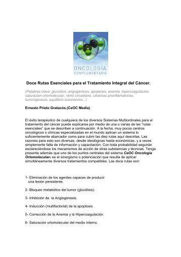 Leer Articulo en formato PDF - CEOC Centro de Oncologia ...