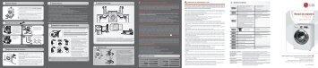 Manual de propietario F1403TD(1~9) WD-9003TD(1~9)
