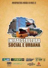 INFRAESTRUTURA SOCIAL E URBANA - Ocepar