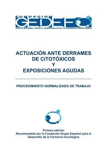 Descargar PDF - Sociedad Española de Farmacia Hospitalaria
