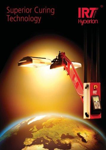 irt hyperion - Hedson Technologies