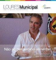 Não ao desperdício alimentar - Câmara Municipal de Loures
