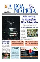 Jornal a Boa Notícia – Dezembro de 2012 – baixe arquivo PDF