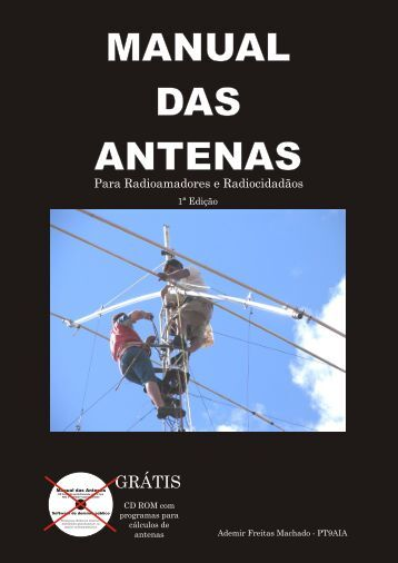 manual das antenas.cdr - PP6PP
