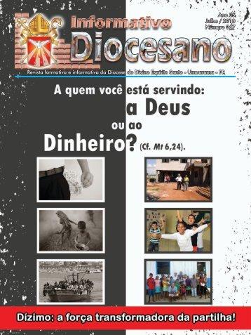 Ano 35 Julho / 2010 Número 367 Revista formativa e informativa da ...