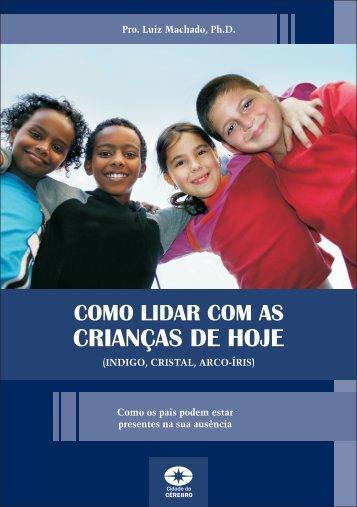 Baixe o livro Como lidar com as crianças de hoje - Contato.net