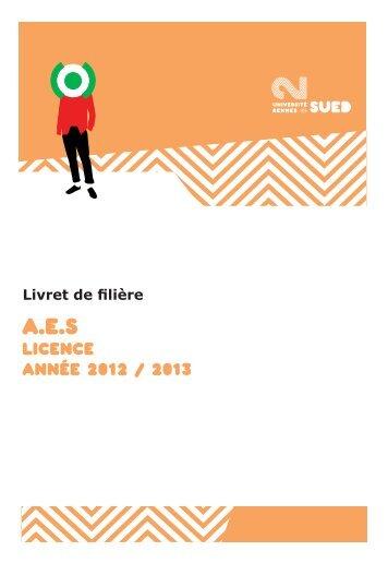 AES - Université Rennes 2