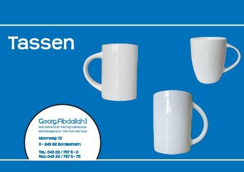 PORZELLAN - Georg Abdallah GmbH