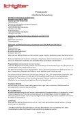 Technisches Datenblatt Pressroste (PDF) - Seite 7