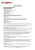 Technisches Datenblatt Blechprofilroste (PDF) - Seite 4