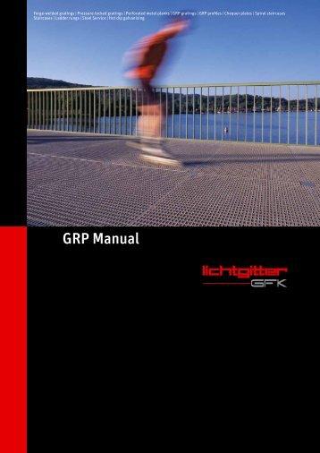 GRP Manual - Lichtgitter GmbH