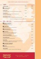 Brasserie Stralsund Speisekarte - Seite 4