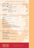 Brasserie Stralsund Speisekarte - Seite 6