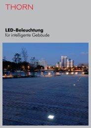 Thorn | LED-Beleuchtung für intelligente Gebäude 2013