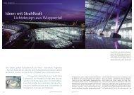 Lichtdesign aus Wuppertal Ideen mit Strahlkraft - Licht im Raum GmbH
