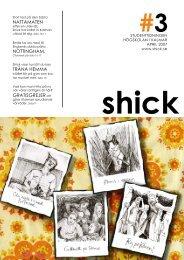 Shick - Friproduktion.se