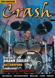 Crash Magazine Nr 2 - Crafton Musik AB