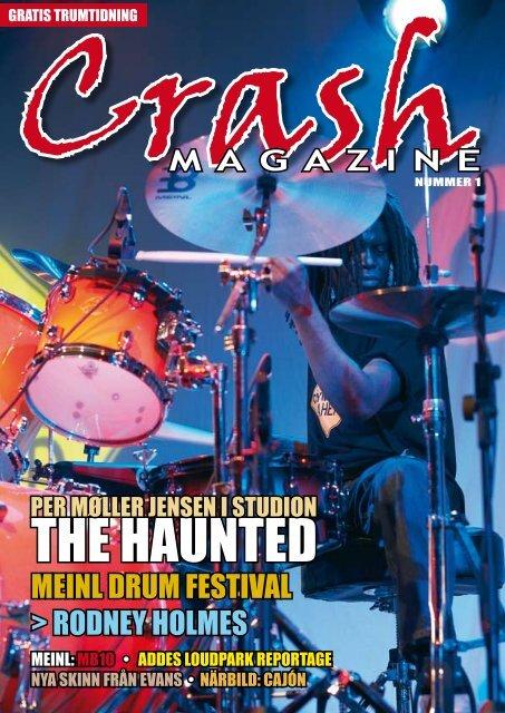 Crash Magazine Nr 1 - Crafton Musik AB