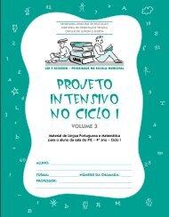 Volume 3 - Secretaria Municipal de Educação