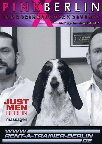 Pinkberlin Ausgabe 10