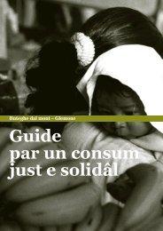 Guide par un consum just e solidâl - Friûl.net