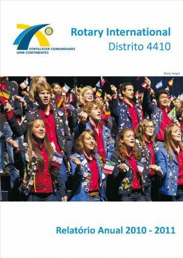 Carta Mensal - Junho de 2011 - Distrito 4410