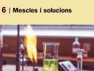 Tema 6. Mescles i solucions