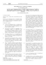 Regulamento (UE) - EUR-Lex - Europa