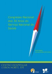 Congresso Nacional dos 30 Anos do Serviço Nacional de Saúde