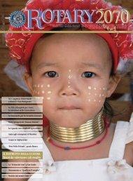 Giugno 2012 - Rotary International - Distretto 2070