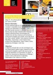 Disseny de revistes electròniques per a tabletes (iPad i Android)