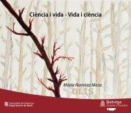 podeu accedir al catàleg de l'exposició de la Sra. María Ramírez
