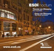 Grau en Disseny - ESDi