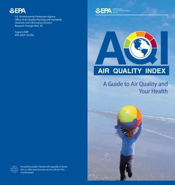 A Guide to Air Quality and Your Health