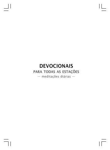 DEVOCIONAIS - VPC