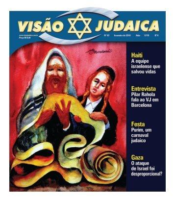 VJ FEV 2010.p65 - Visão Judaica