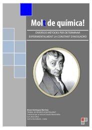 Moltde química! - Blogs de l'Institut d'Estudis Catalans