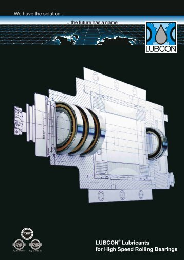 LUBCON High Speed Rolling Bearings - eng - Lubricant Consult ...