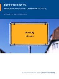 Demographiebericht Lüneburg (pdf 0,46 MB)