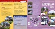 Monatsflyer Juli bis September 2012 - Soltau