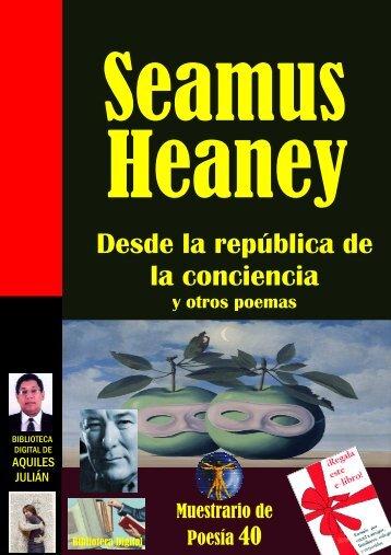 Seamus Heaney.pdf - Webnode