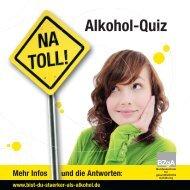 Alkohol-Quiz