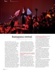 Ramayana revival - Sinta Wullur
