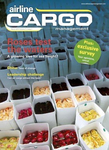 Airline Cargo Management - adi Consult.