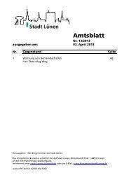 1. 2013-13.pdf - Stadt Lünen