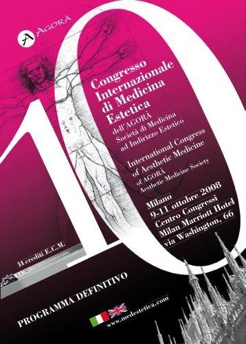 Congresso Internazionale di Medicina Estetica - Biodermogenesi